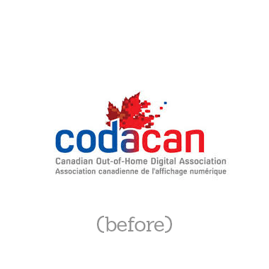 Codacan logo before