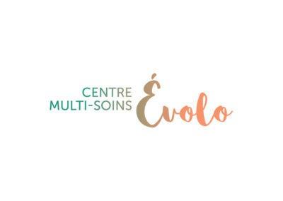 Logo Centre Multi-Soins Evolo